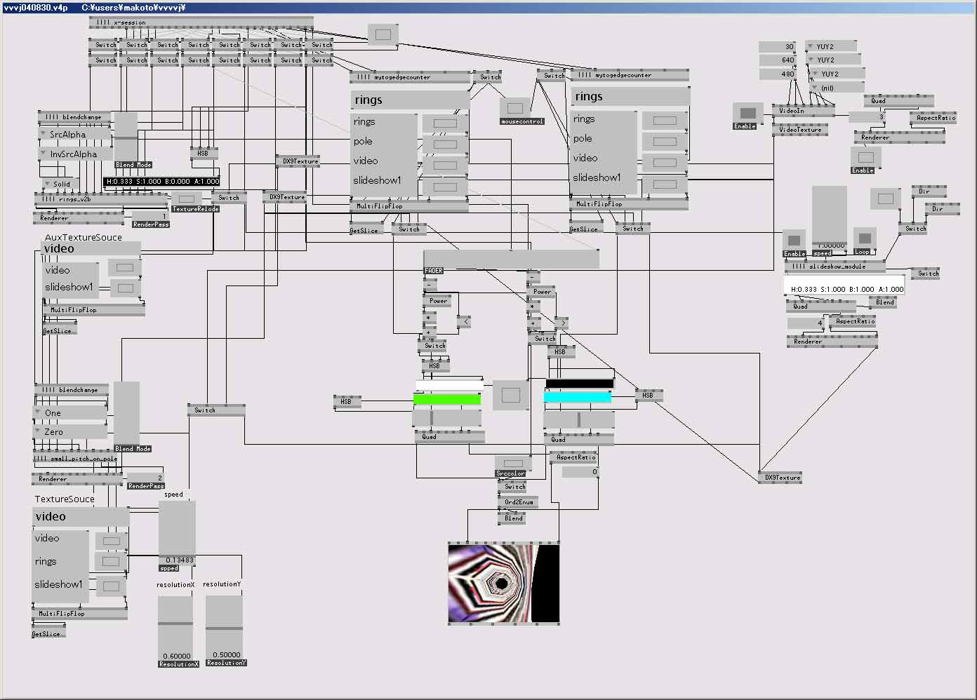 vvvv , software libre (programación)